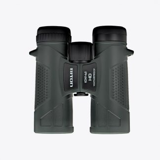 5 Primal 10x42 HD Binoculars Front Side