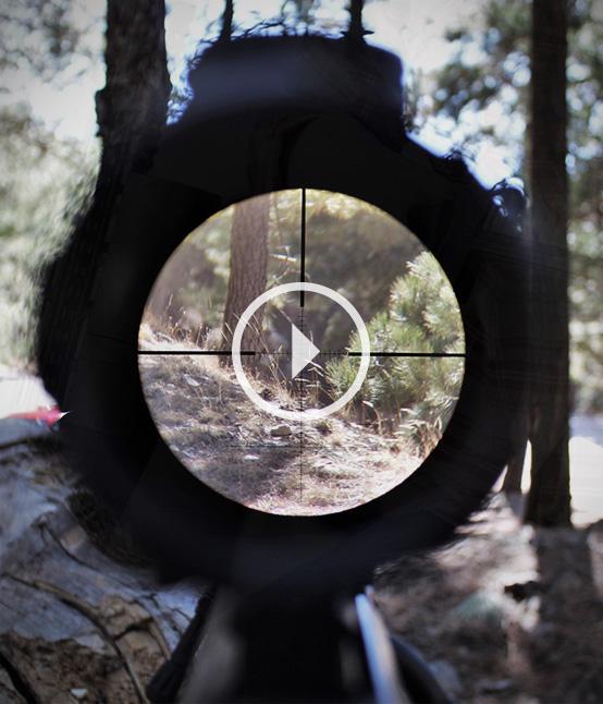 Riton Optics Riflescope Reticle