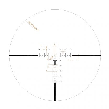 Reticle Sub-tensions