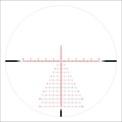 First Focal Plane Illuminated Reticle