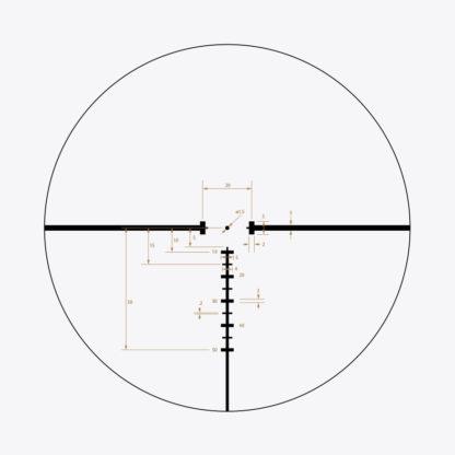 X7-Primal-1-8x28 Reticle