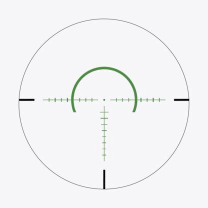 Illuminated Green Reticle Riflescope