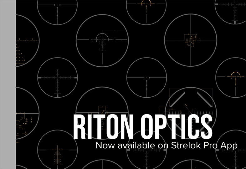 Riton Partners with Strelok Pro