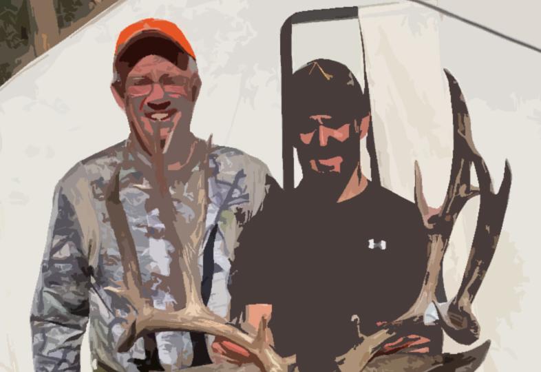 Duwane Adams Hunting