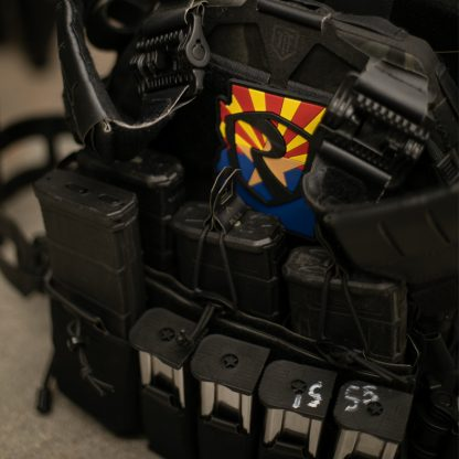 Plate Carrier Arizona Patch