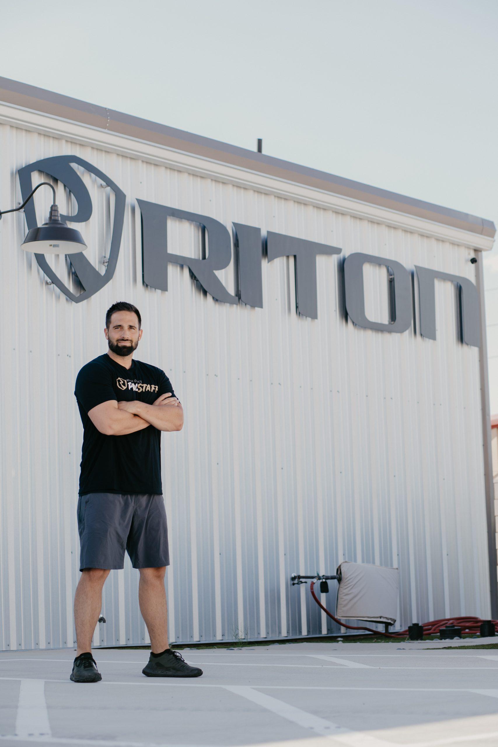 Austin Legg joins Riton Optics