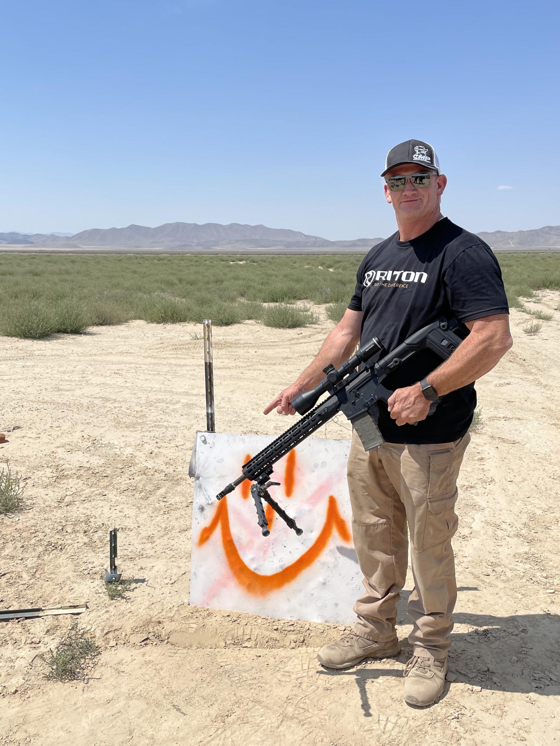 Longe Range Shooting